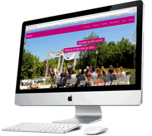 Professionele webshop