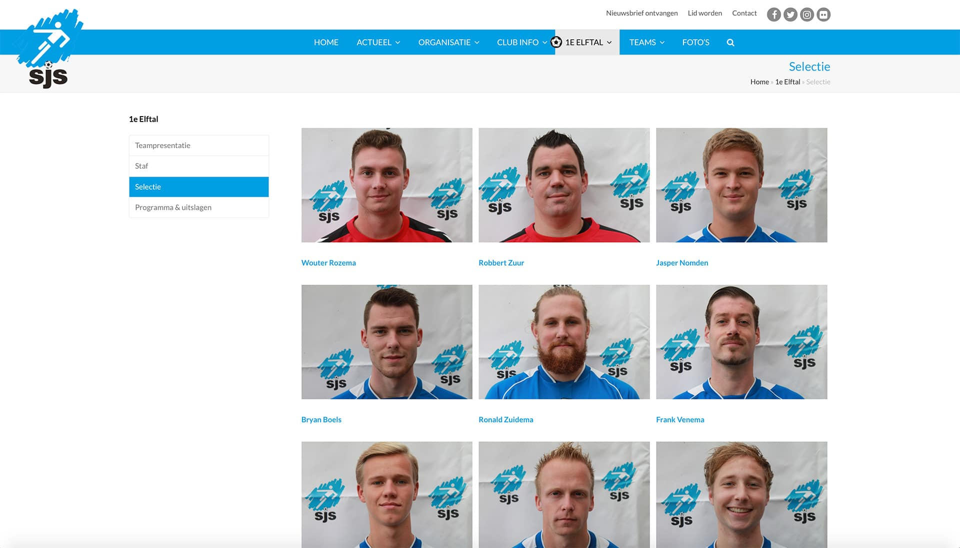 Voetbal Vereniging Sjs2