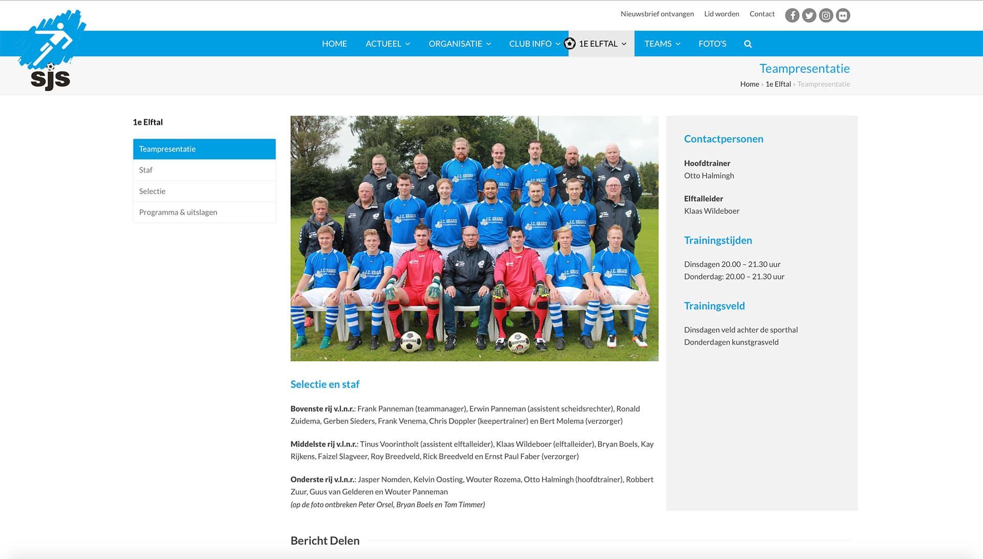 Voetbal Vereniging Sjs6