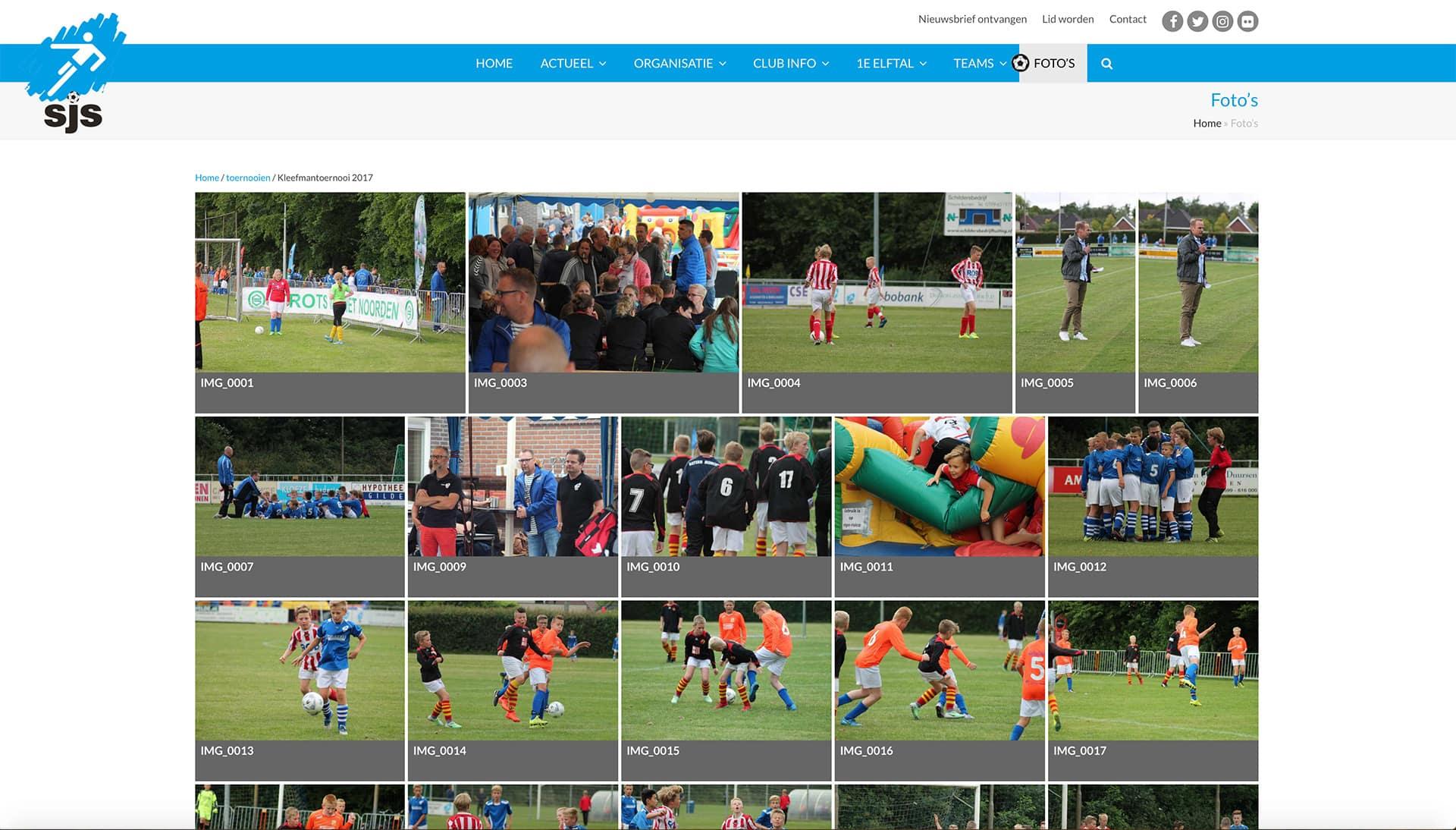 Voetbal Vereniging Sjs7