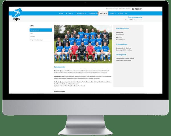 Voetbalvereniging SJS